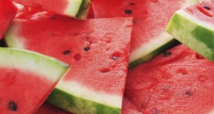 هندوانه میوه پر آب و ضد سرطان