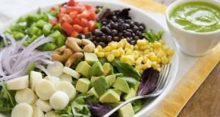 خام گیاهخواری ترکیبی از گیاهخواری و خام خواری
